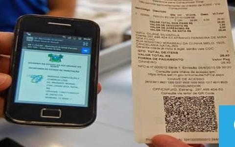 Mais de 10 mil empresas terão de emitir Nota Fiscal de Consumidor Eletrônica (NFC-e) a partir de dezembro.